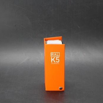 Barevné přihrádky RAL K5 CLASSIC