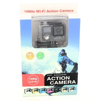 Action Camera Wi-Fi Full HD