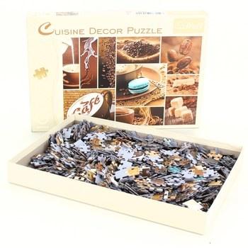 Puzzle Trefl Cuisine decor