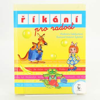 Dětská knížka Říkání pro radost