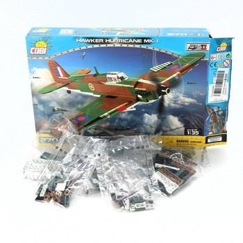 Stavebnice Cobi 5709 Huracane MK. I Avión
