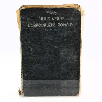 Julius Verne:Dobrodružné romány