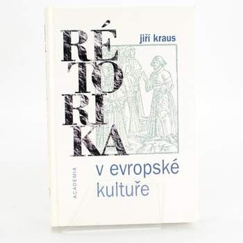 Kniha Rétorika v evropské kultuře