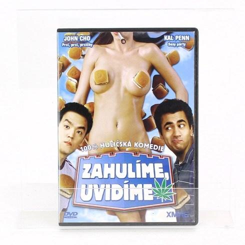 DVD Zahulíme uvidíme