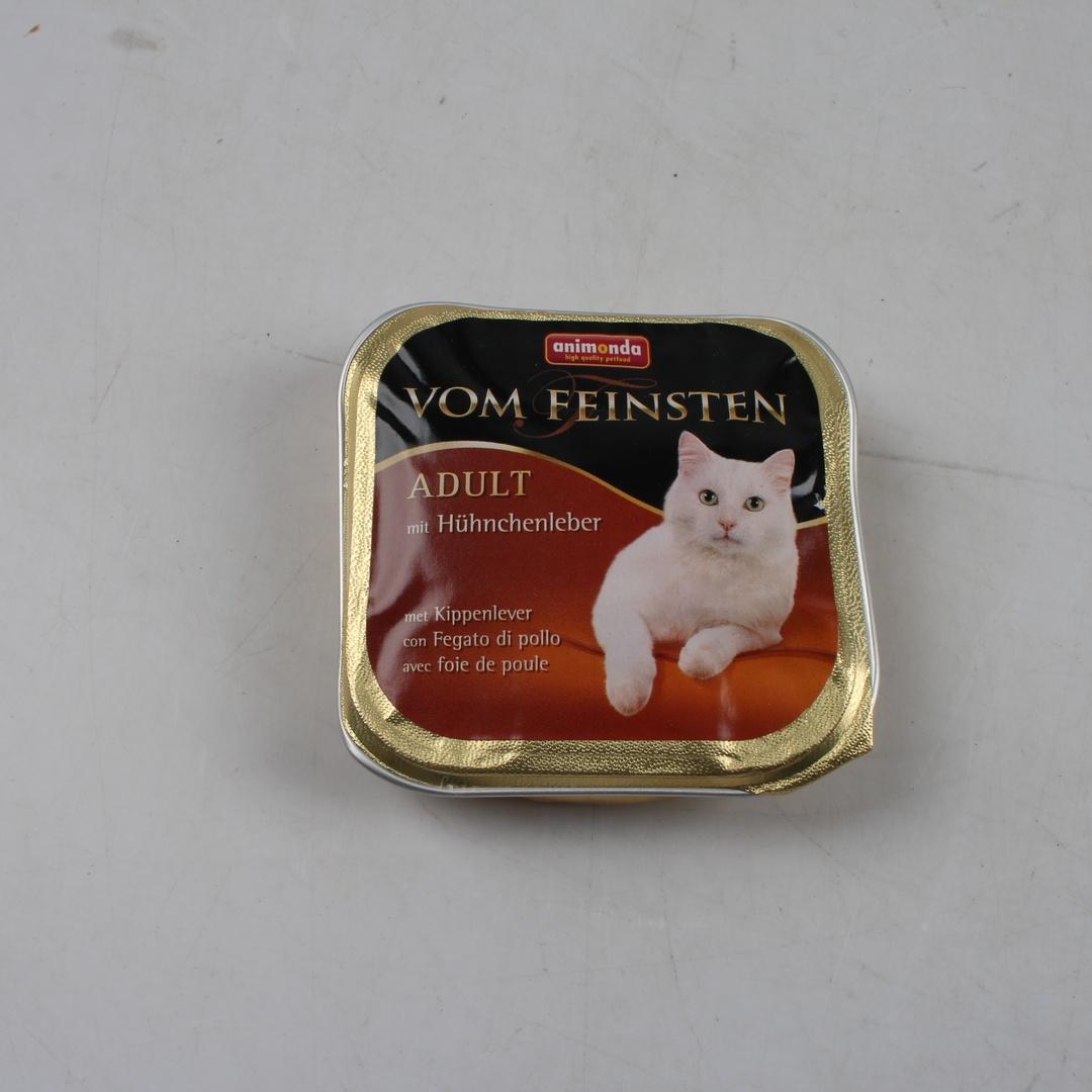 Paštika pro kočky Animonda Vom Feinstein