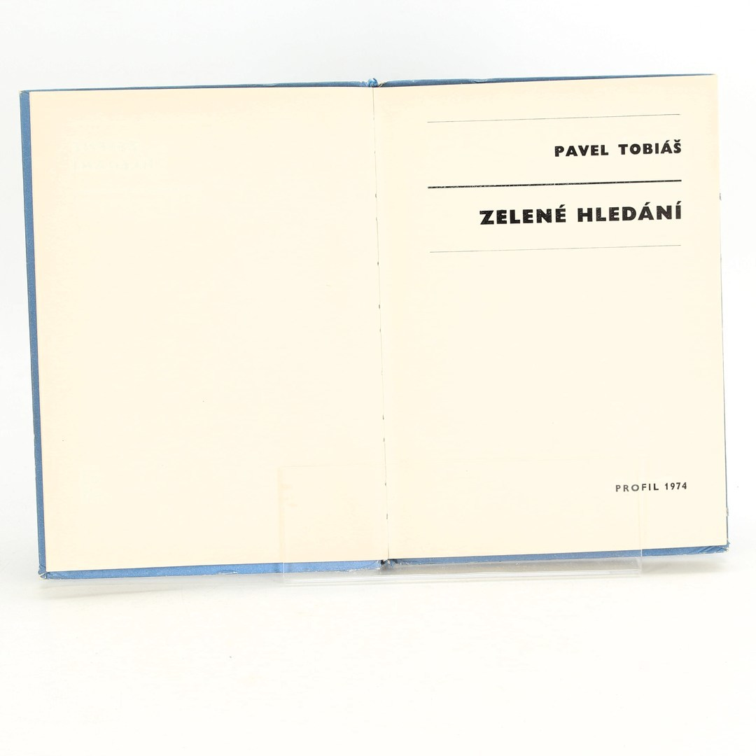 Pavel Tobiáš: Zelené hledání