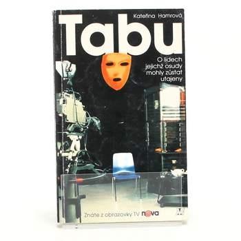 Kniha Kateřina Hamrová: Tabu