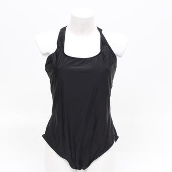 Dámské jednodílné plavky Esprit černé