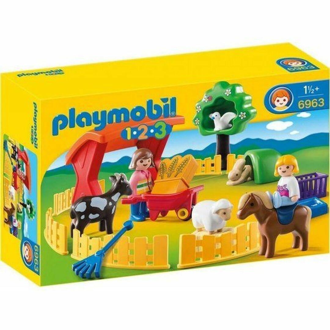 Stavebnice Playmobil 6963 Farma