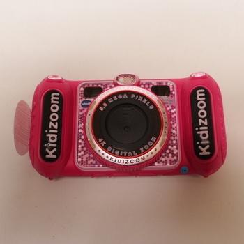 Dětský fotoaparát Vtech 80-520099 růžový
