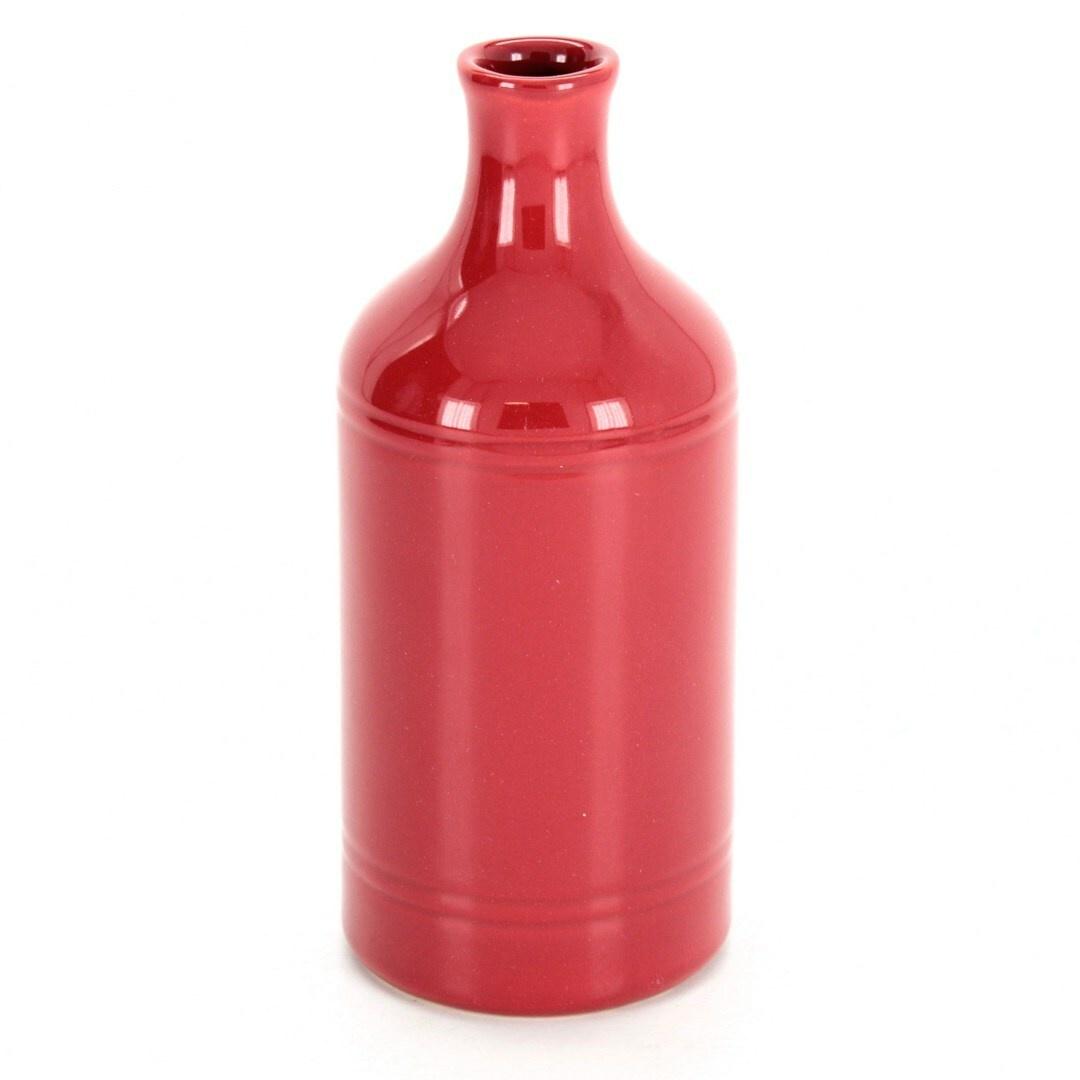 Nádoba na olej Emile Henry 340215 červená