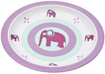 Dětský talíř Lassig slon 21 cm