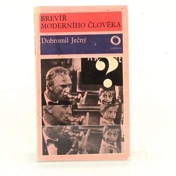 Kniha D.Ječný: Brevíř moderního člověka