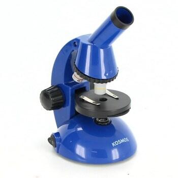 Mikroskop Kosmos 636050  modrý