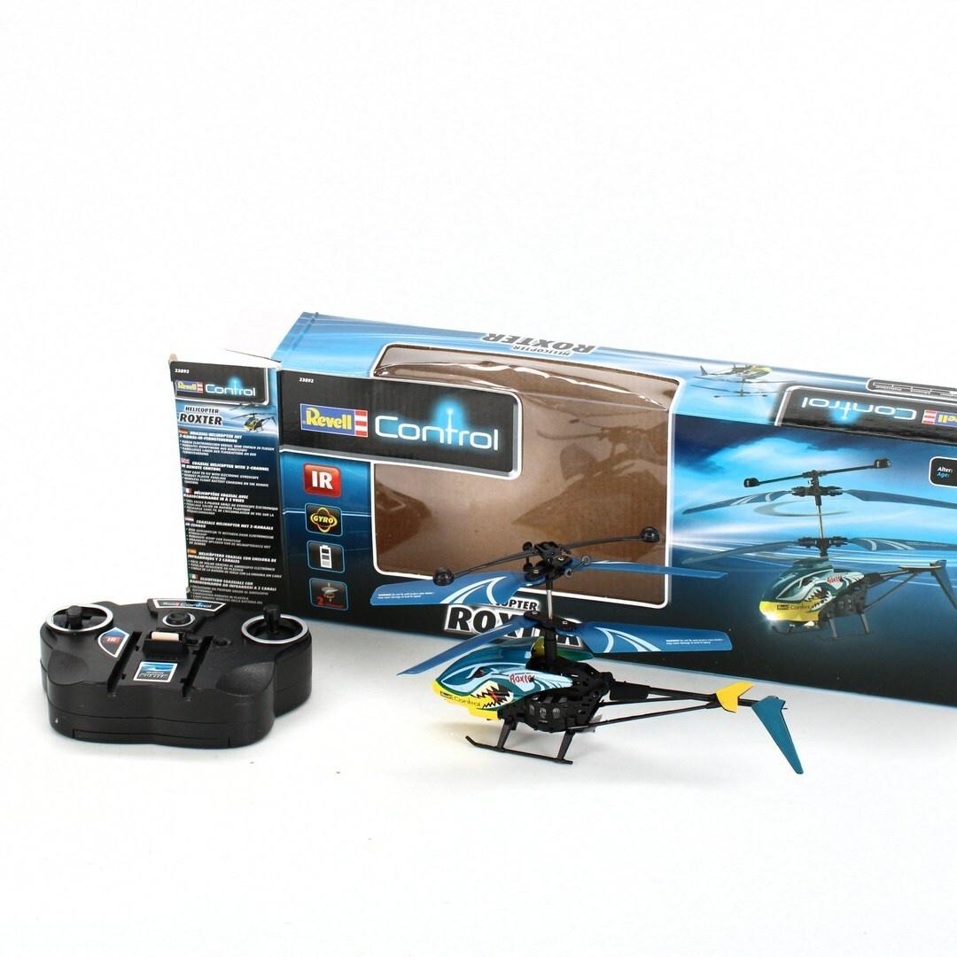 Vrtulník na ovládání Rewell 23892 Roxter