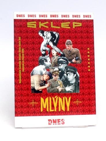 DVD Sklep: Mlýny