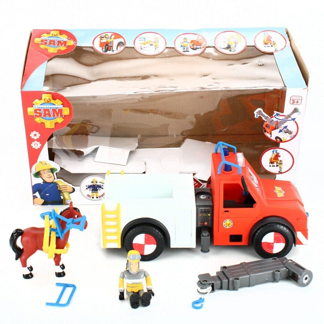 Hasičské autíčko Simba 109258280 Sam