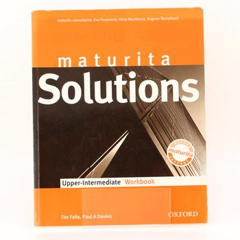 Tim Falla: Maturita Solutions Upper-Intermed