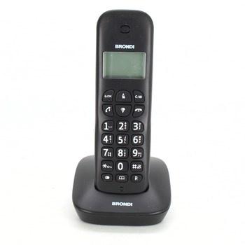 Bezdrátový telefon Brondi Gala