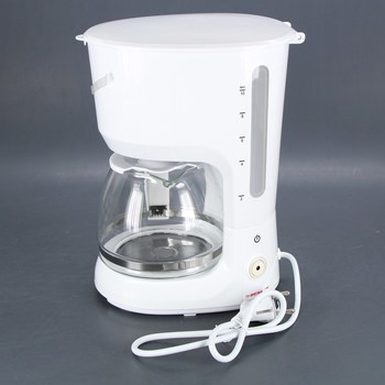 Kávovar Dunlop CM1089-GS bílý
