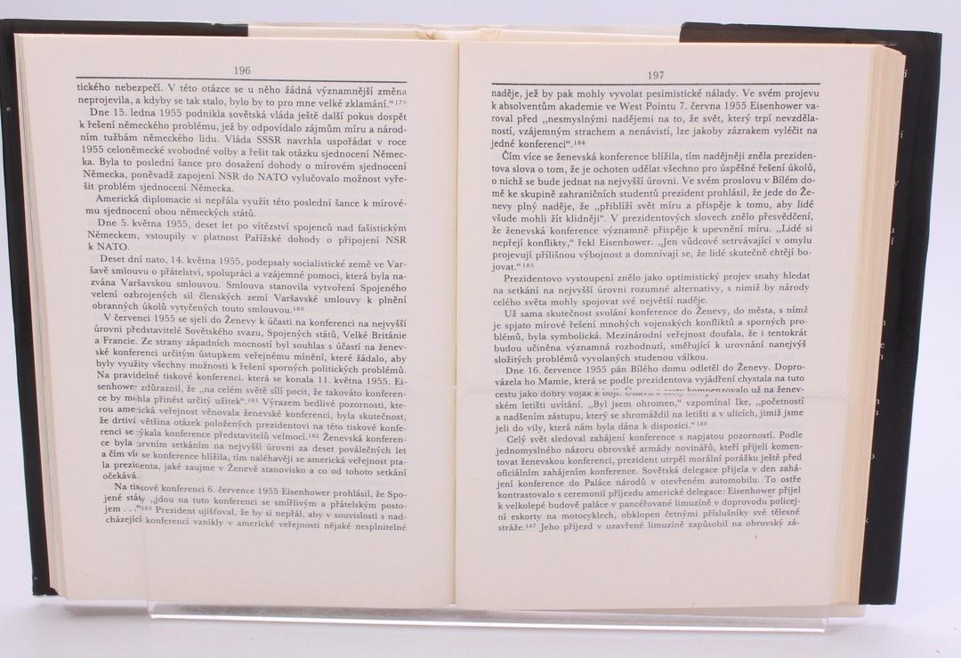 Kniha Robert Fjodorovič Ivanov: Dwight Eisenhower
