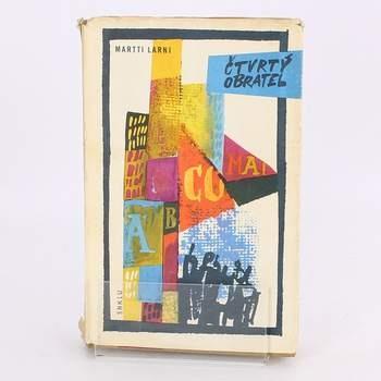 Kniha Martti Larni: Čtvrtý obratel