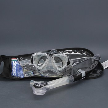 Potápěčské brýle a šnorchl Cressi