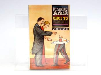 Kniha Kinsley Amis: Chci to hned