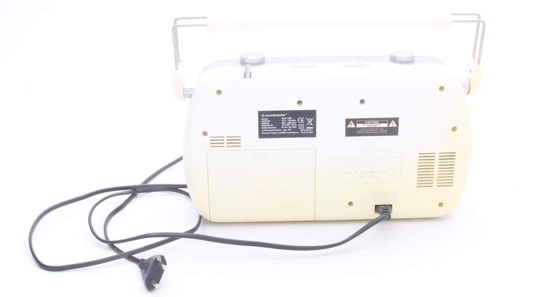 Přenosné rádio Soundmaster RCD-1200