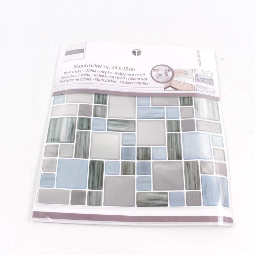 Nálepky na zeď Home & Deco