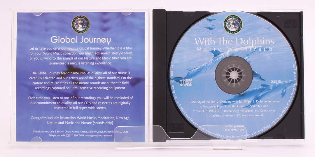 CD  Global jurney - With the dolphins