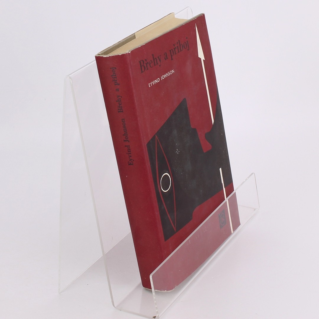 Kniha Eyivind Jonson: Břehy a příboj
