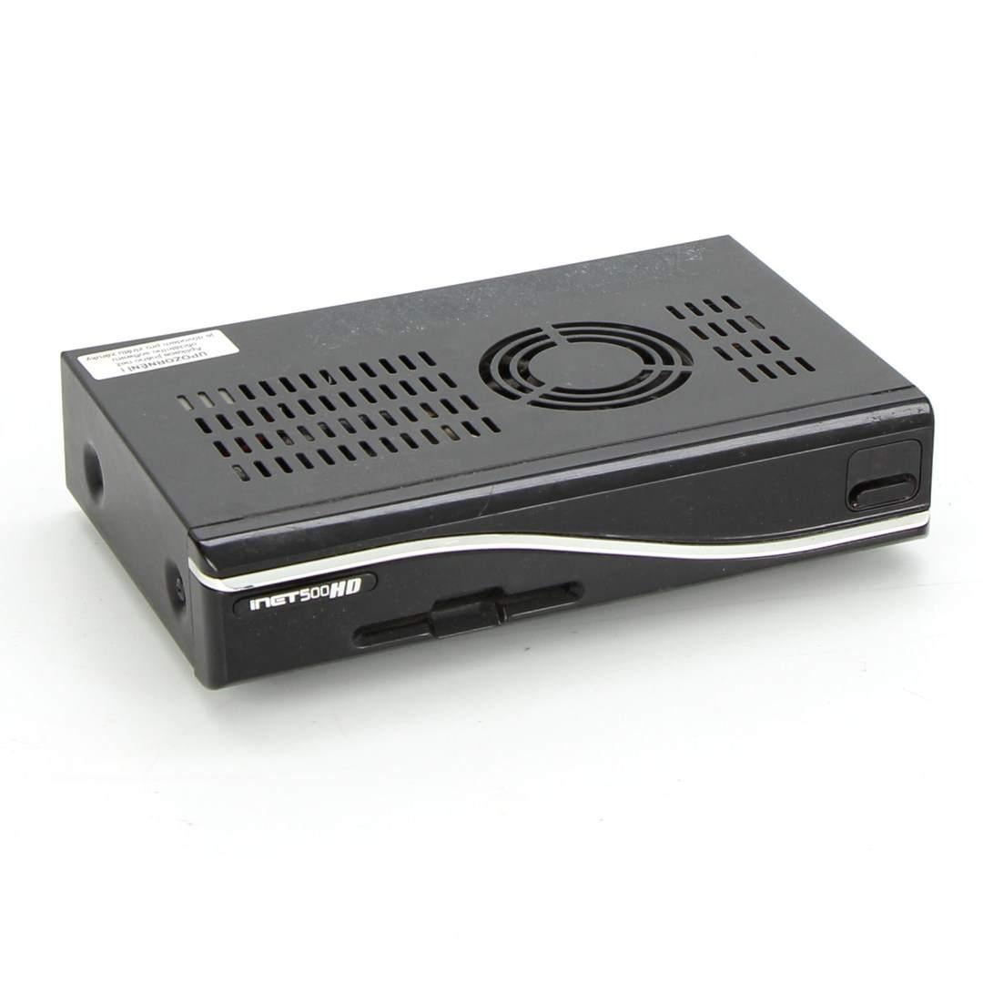 INET 500 HD černý