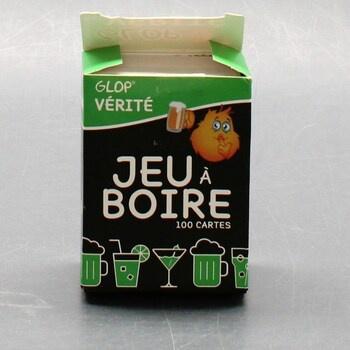 Karetní hra Jeu A Boire Glop