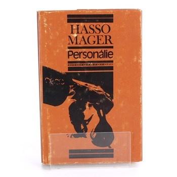 Kniha Personálie, H. Mager