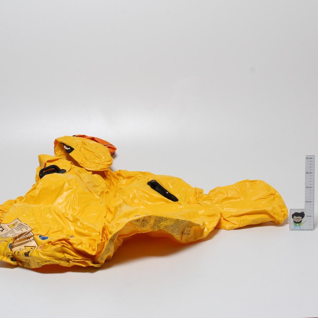 Nafukovací kachna s úchyty Intex 57556NP