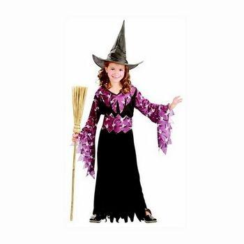 Dětský kostým MaDe gotická čarodějnice