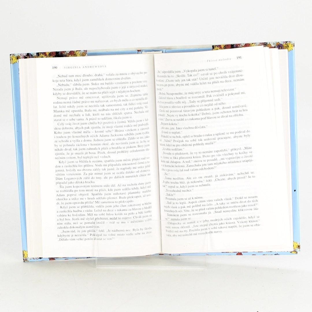 Kniha Virginia Andrewsová: Tklivá melodie
