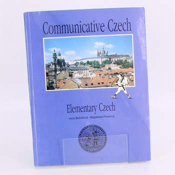 Kniha Comunicative Czech