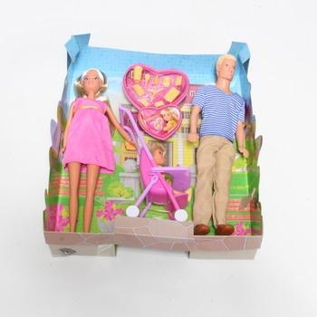 Barbie 105733200 Steffi Love Happy Family