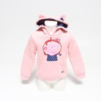 Kojenecká mikina Peppa Pig 80