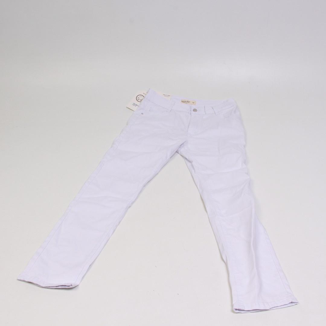 Dámské strečové kalhoty Elara G09 Black-34