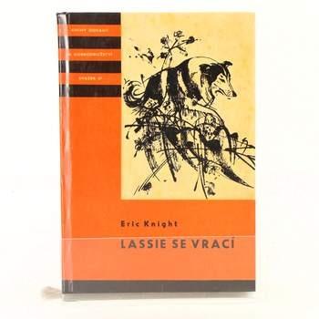 Kniha Eric Knight: Lassie se vrací