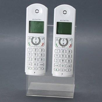 Bezdrátové telefony Alcatel F390 Duo