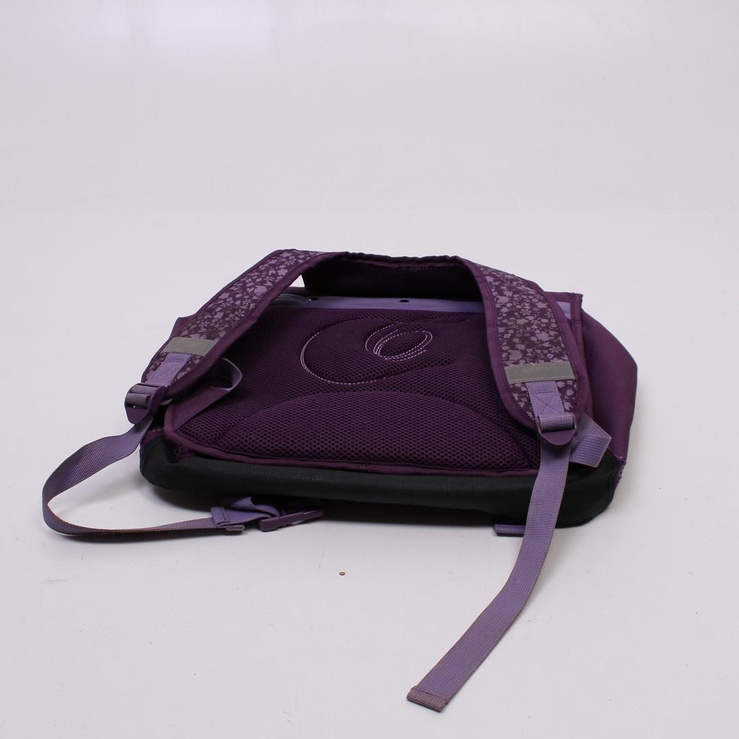 Školní aktovka Cybel odstín fialové