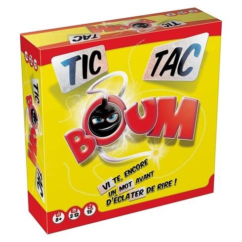 Dětská stolní hra Tic Tac Boum