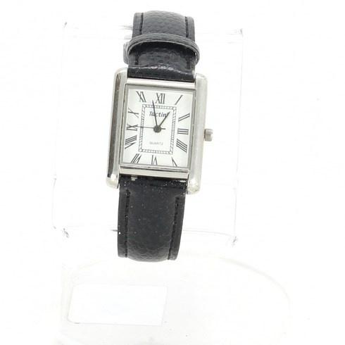 Dámské hodinky TACTINI elegantní černé - bazar  5c48fd0386