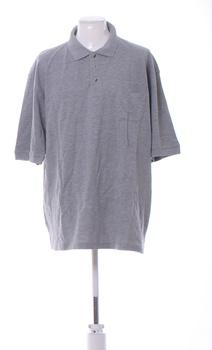 Pánské tričko Ben Brix šedé