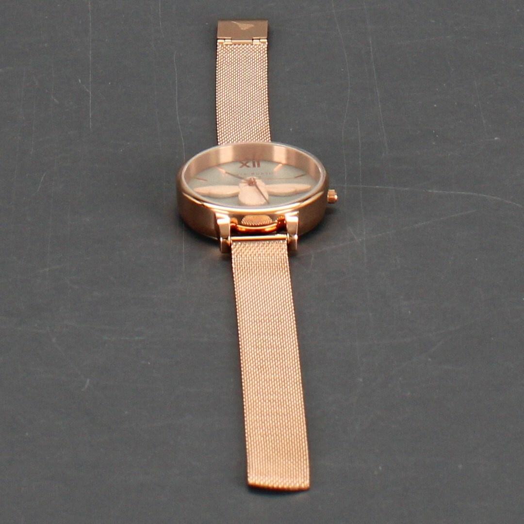 Dámské hodinky Olivia Burton, růžovo-zlaté