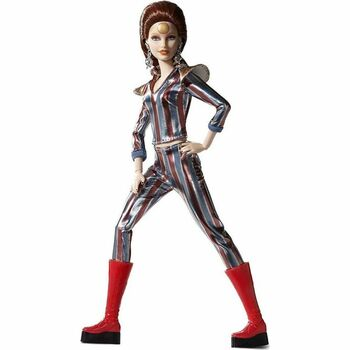 Barbie Mattel David Bowie